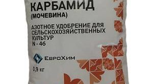 Удобрение Мочевина (Карбамид) фото