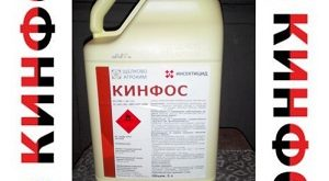 Инсектицид Кинфос фото