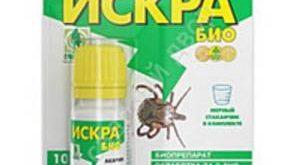 Инсектицид Искра фото