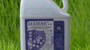 Инсектицид Шаман фото