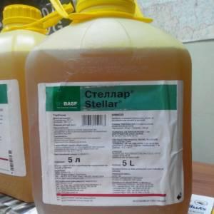 норма расхода гербицида стеллар