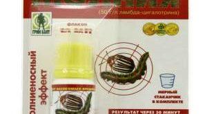 Инсектицид Молния фото