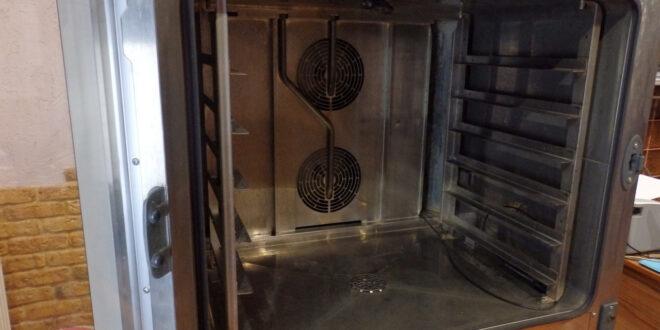 Пароконвекционные шкаф